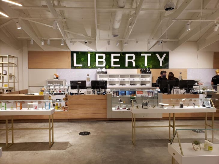 Grand Opening of Liberty Dispensary in Easthampton