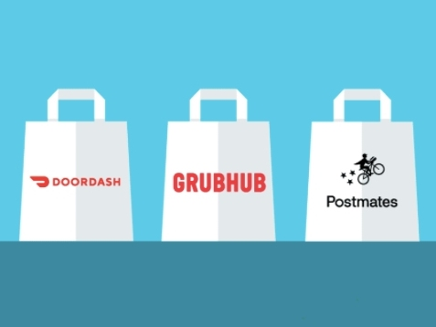 Doordash, Grubhub, Postmates, And Uber Eats: How Food Delivery Services Perform