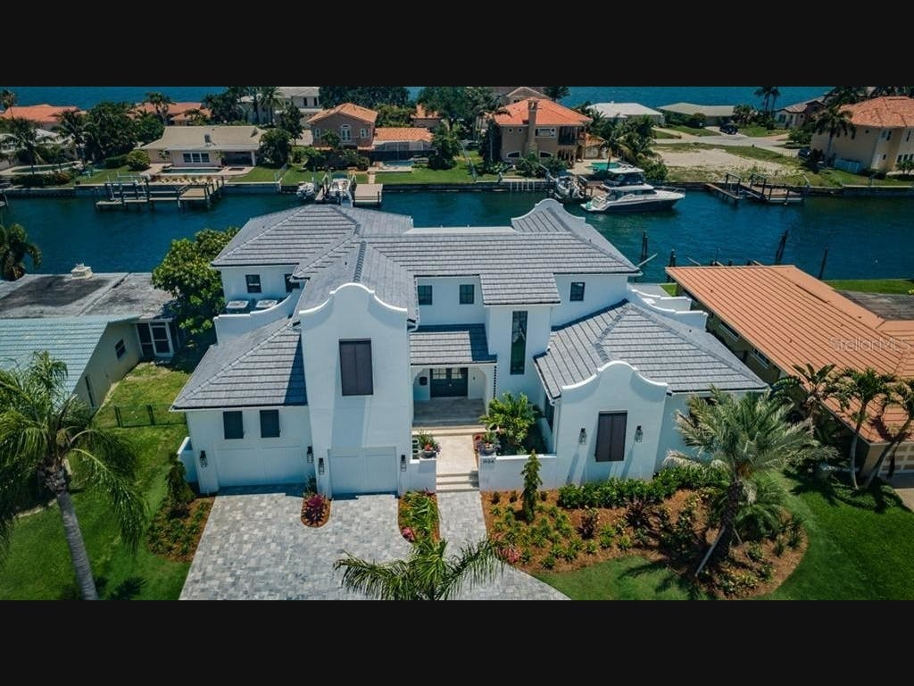 St. Pete Waterfront Home Selling For $2.8 Million