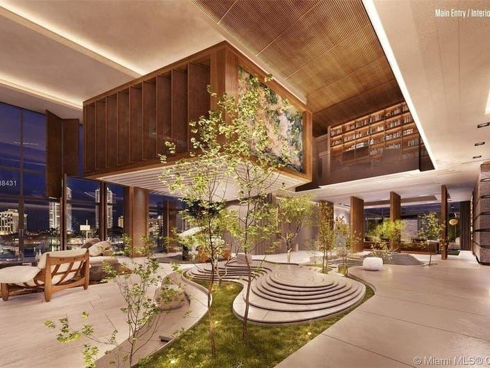 FL Wow Houses: $45M Luxury Miami Condo, $8M Waterfront Estate
