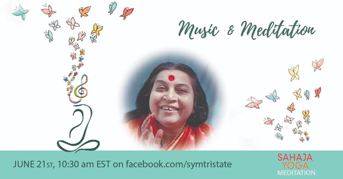 Jun 21 Sahaja Yoga Meditation Session Paramus Nj Patch