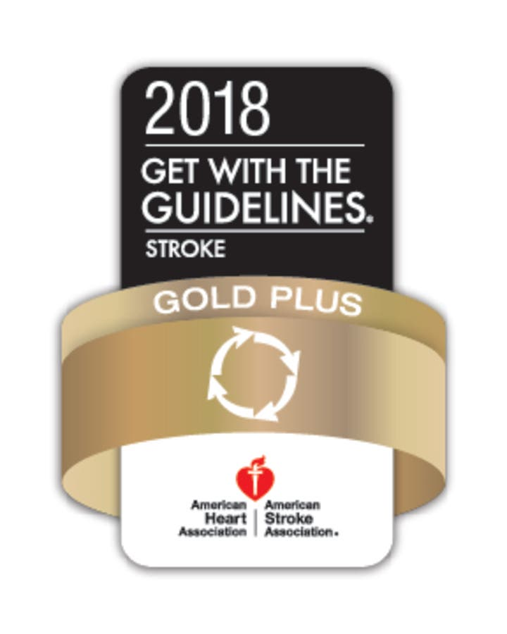 St. Francis Medical Center Earns Stroke Quality Award