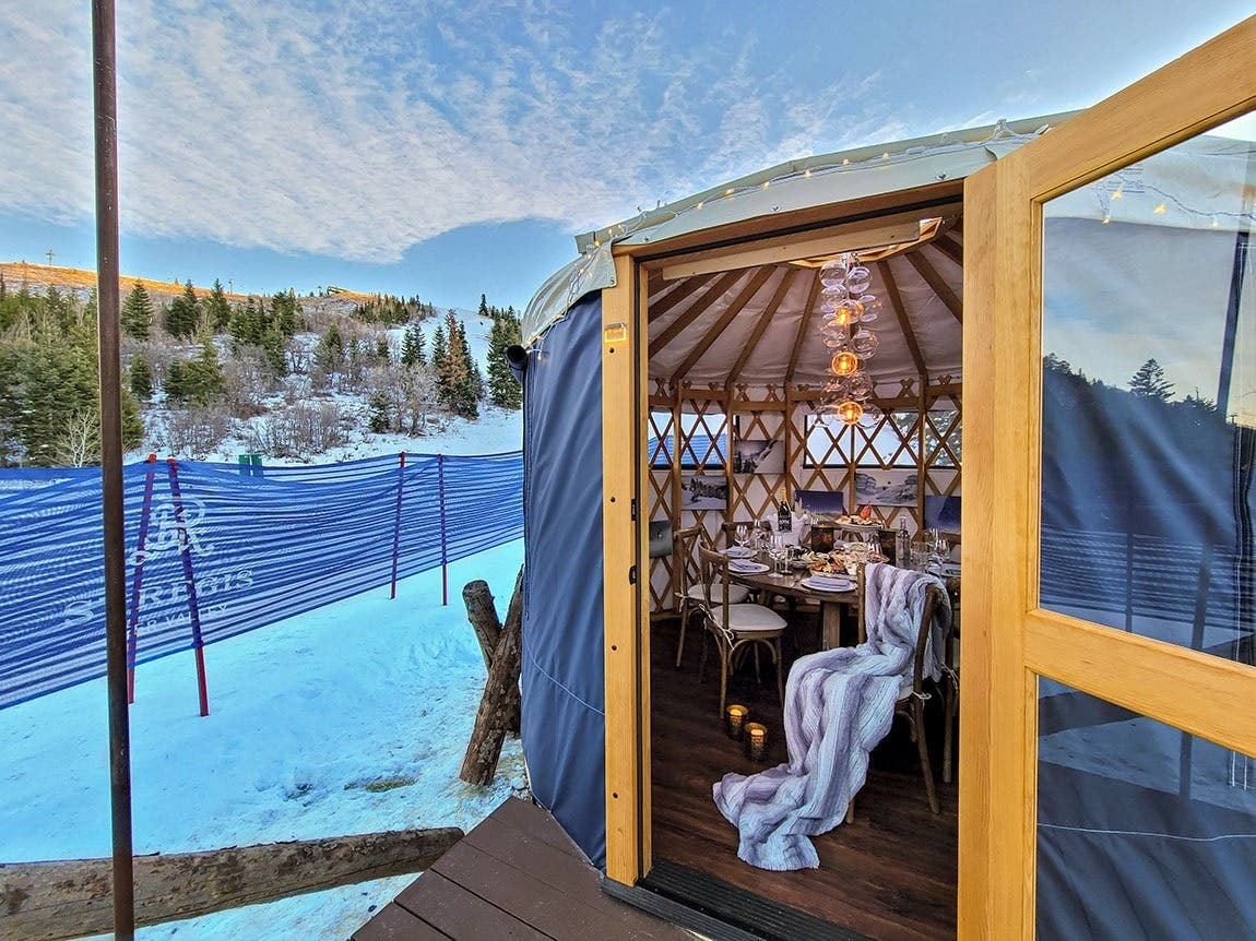 Dec 22 Yurt Village At The St Regis Deer Valley Opens Salt Lake City Ut Patch The history of village in taiwan could date back to the hoko system in the japanese era, which ho. st regis deer valley opens