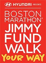 32nd Annual Boston Marathon Jimmy Fund Walk