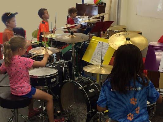Fascinating Rhythm Camp (ages 7 - 11)