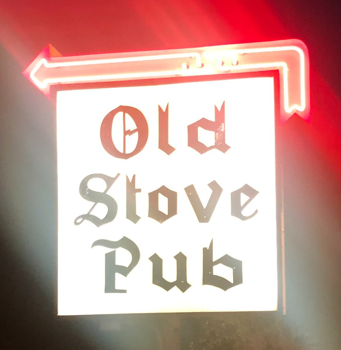 Local Event: Old Stove Pub - Thanksgiving Dinner all Day