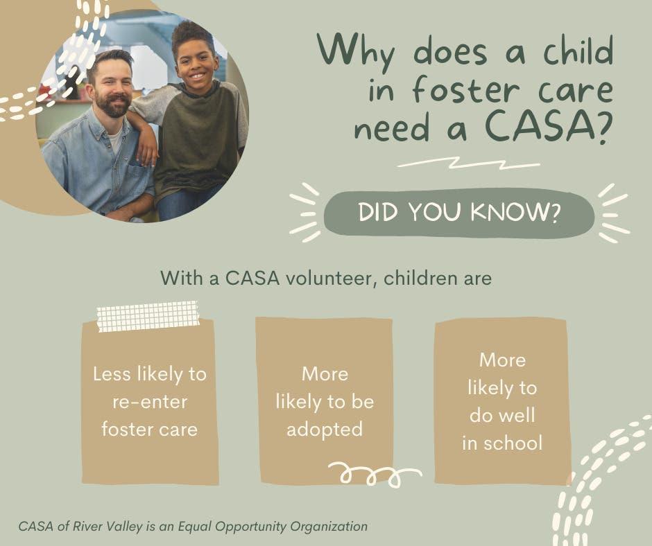 Help foster children