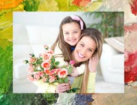 Mother's Day Art Class on Zoom for Kids, Moms and Grandmothers!