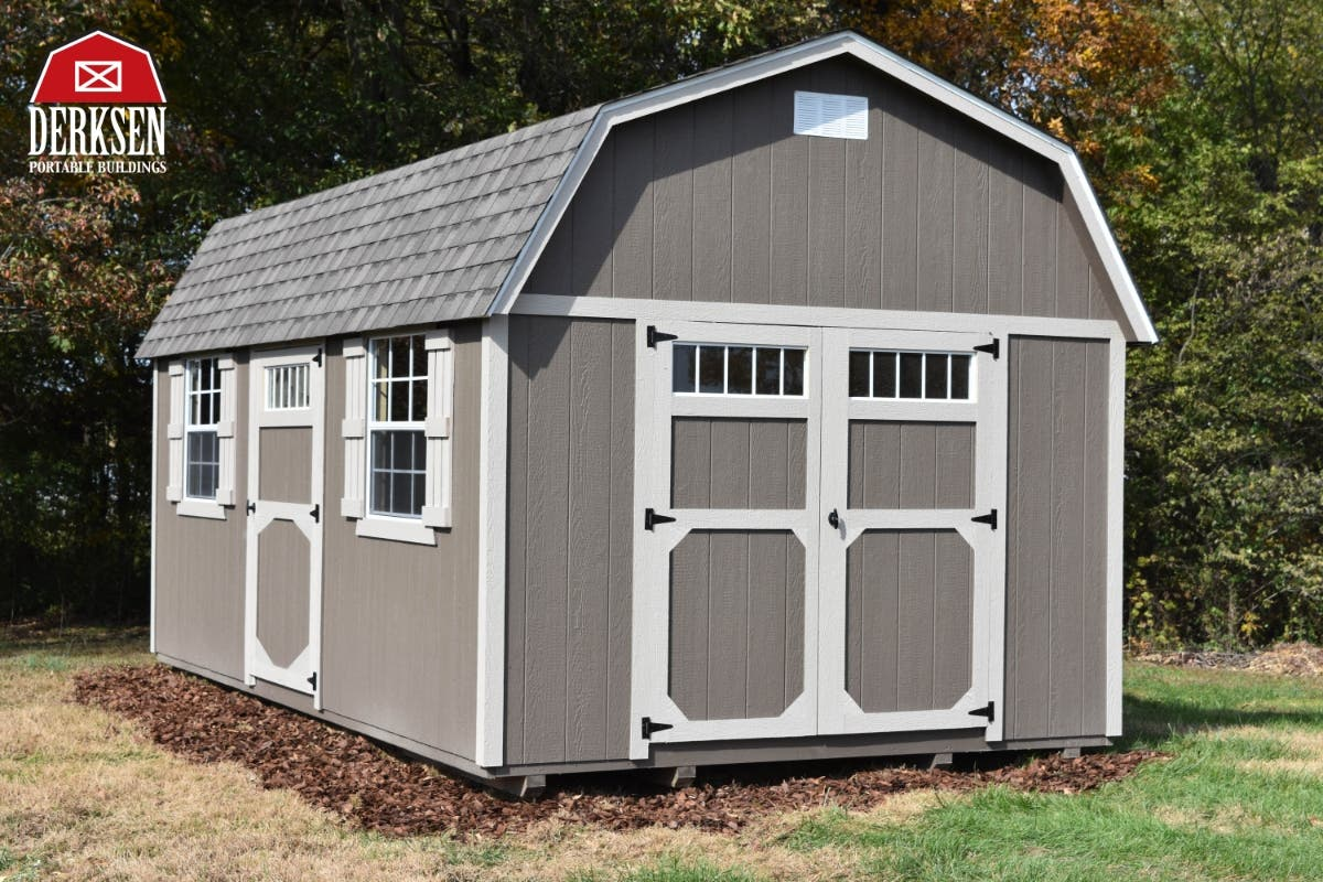 Derksen Portable Buildings - Conroe, TX Patch