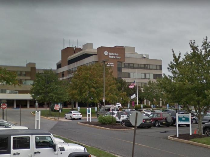 CentraState Medical Center in Freehold.