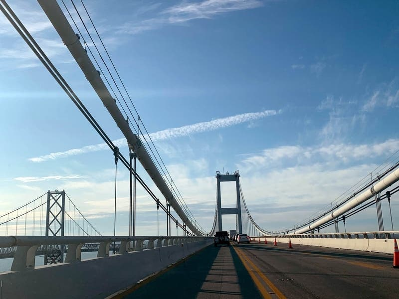 Bay Bridge Fully Reopens After Heavy Delays Incident With Police Annapolis Md Patch