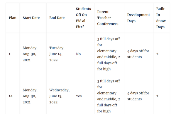 Aacps 2022 Calendar.School Start Date Aacps Prepares To Settle Debate Pick Calendar Annapolis Md Patch