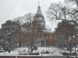 Snow Makes Anne Arundel County A Winter Wonderland: Top Photos