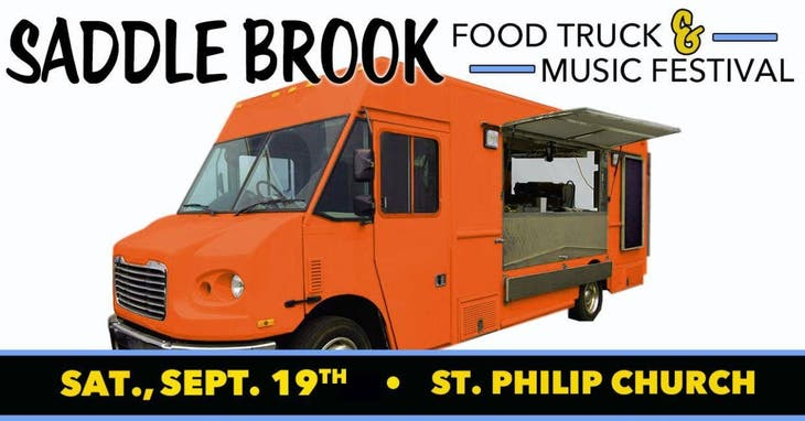 Saddle Brook Food Truck & Music Festival