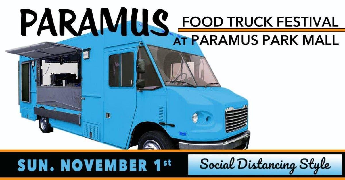 Local Event: Paramus Fall Food Truck festival