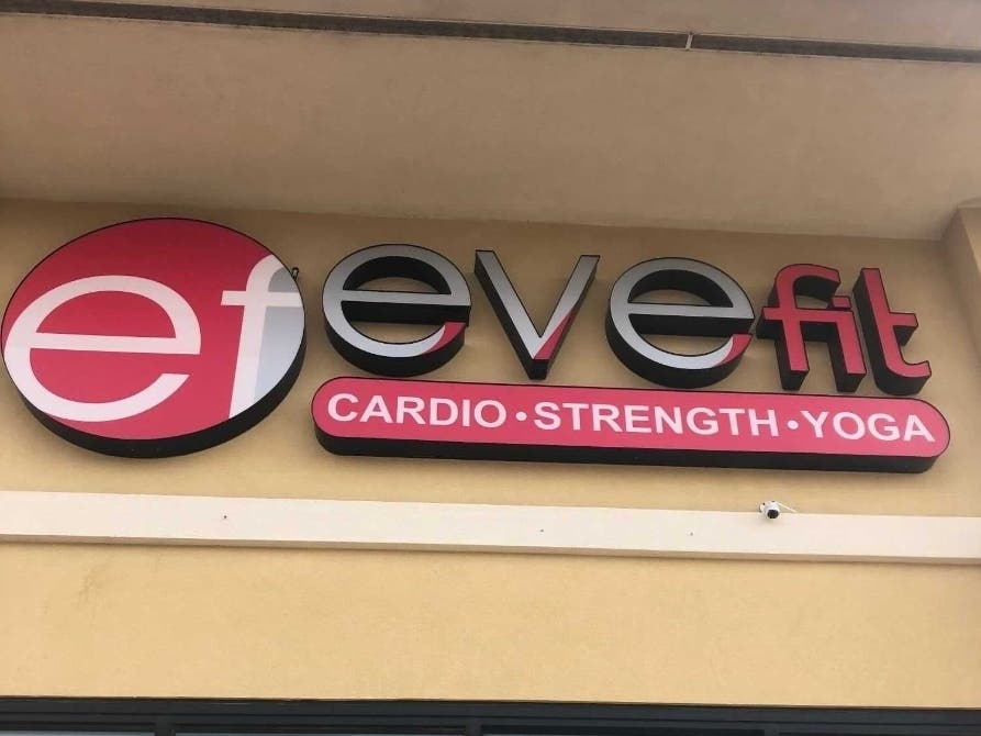 EveFit Women's Only Gym: 'Replacement For Women's Workout World'