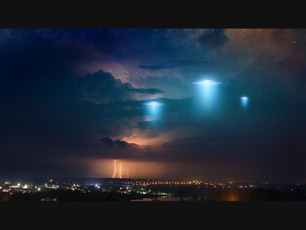 2020 Halloween Ufo Sightings UFO Sightings In Arizona: What You've Witnessed In 2020 | Across