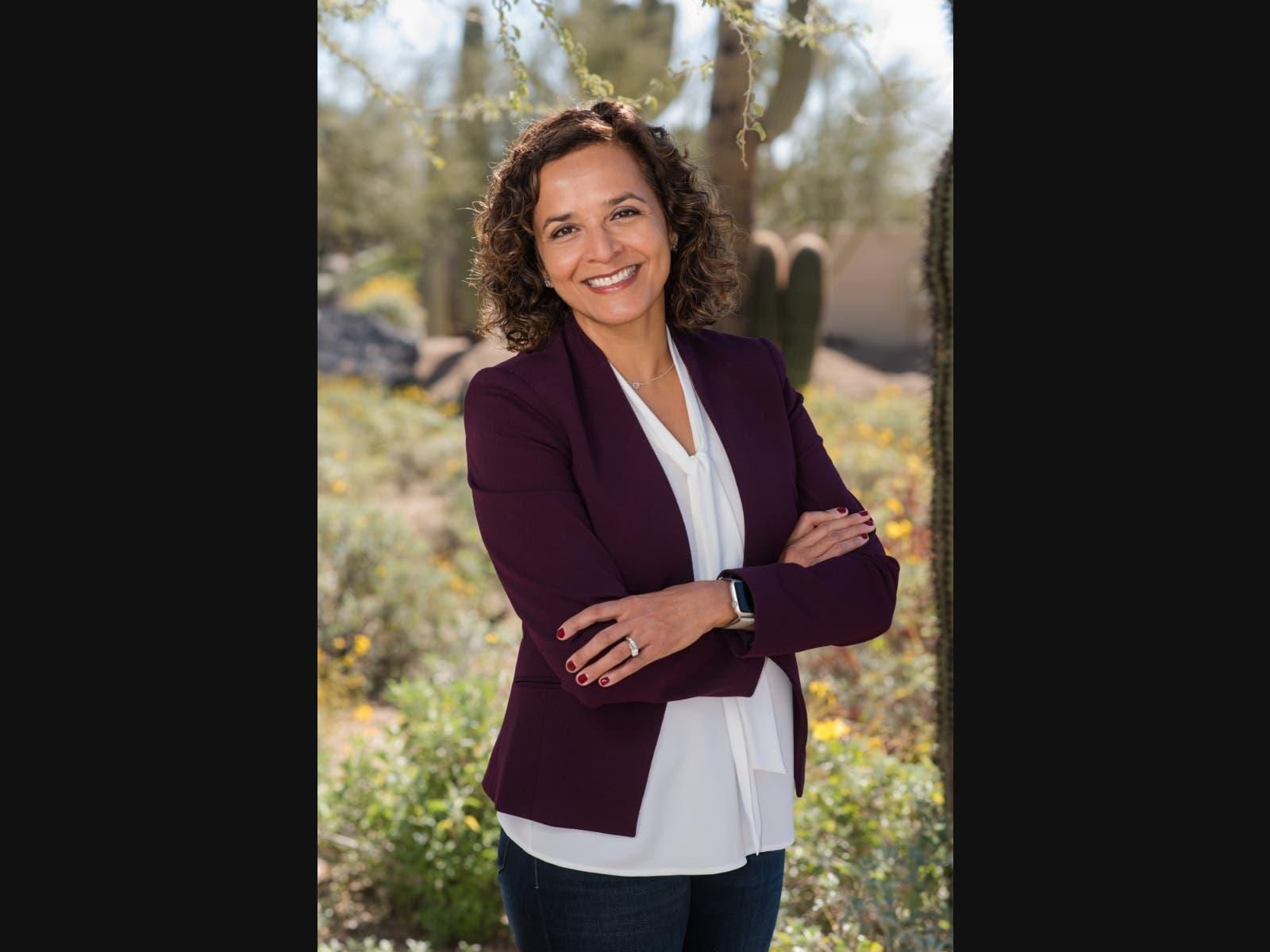 Candidate Profile Dr Hiral Tipirneni For Congress In District 6 Phoenix Az Patch