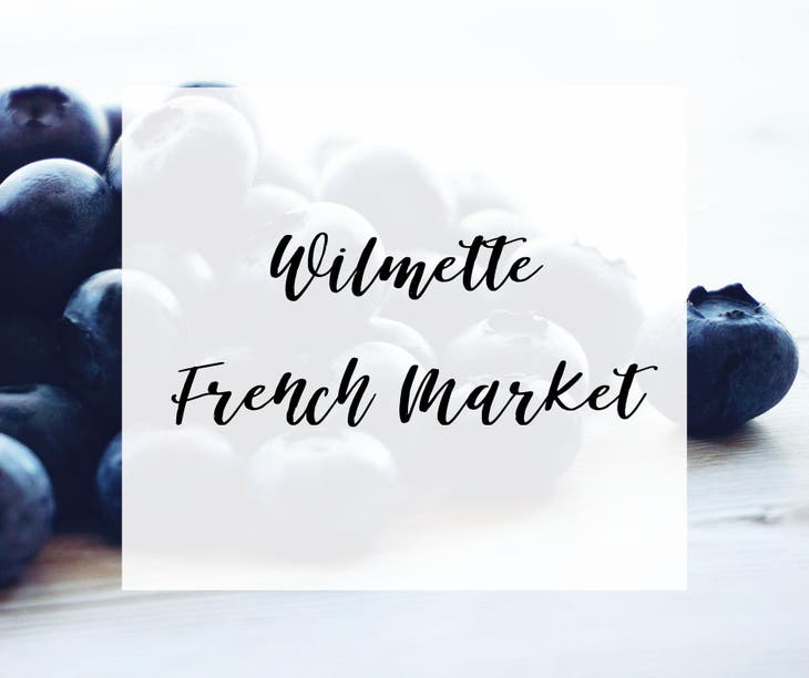 Wilmette Holiday French Market
