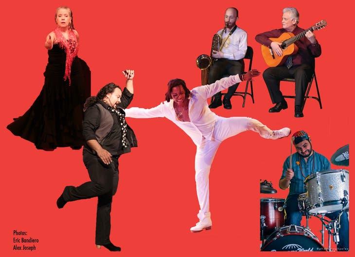 Mas Alla 2020 Flamenco Latino Free Outdoor Concert