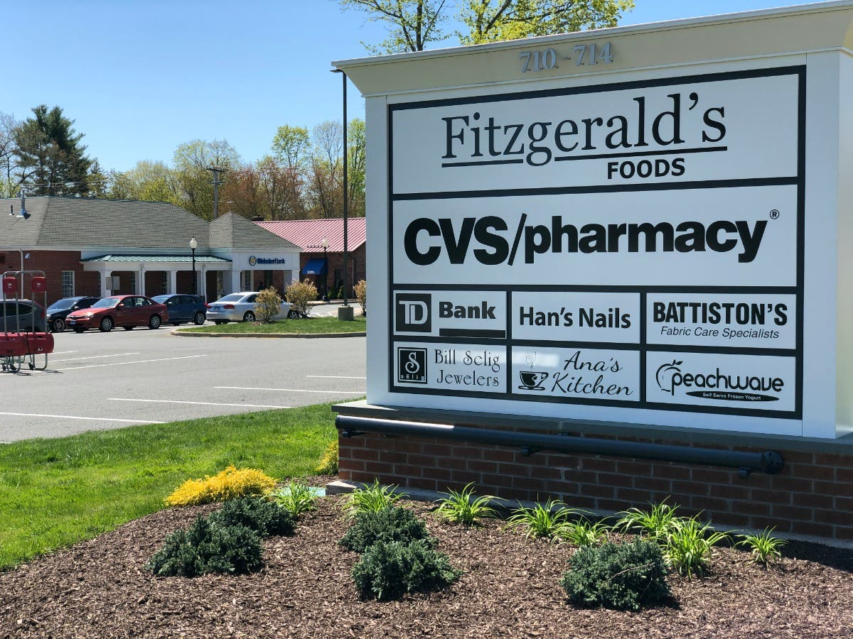 Office Space for Lease in Fitzgerald's Foods Plaza - Simsbury, CT - Avon, CT Patch