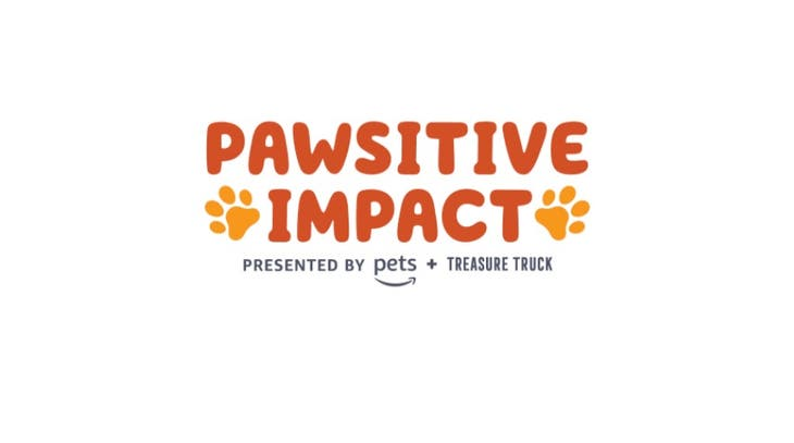 Amazon Treasure Truck & Pets Pawsitive Impact Virtual Event