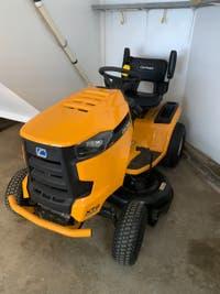 """Cub cadet LX42"""" lawn tractor"""