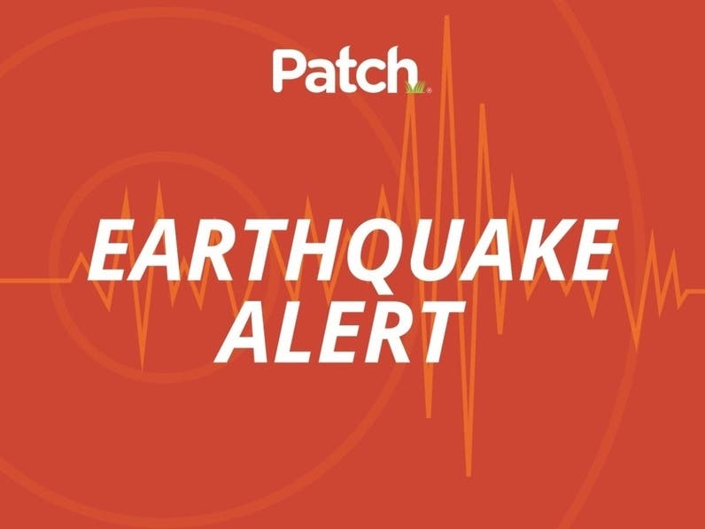 3.4 Earthquake Rattles East And South Bay