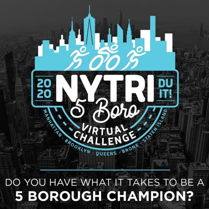 5 Boro Virtual Challenge