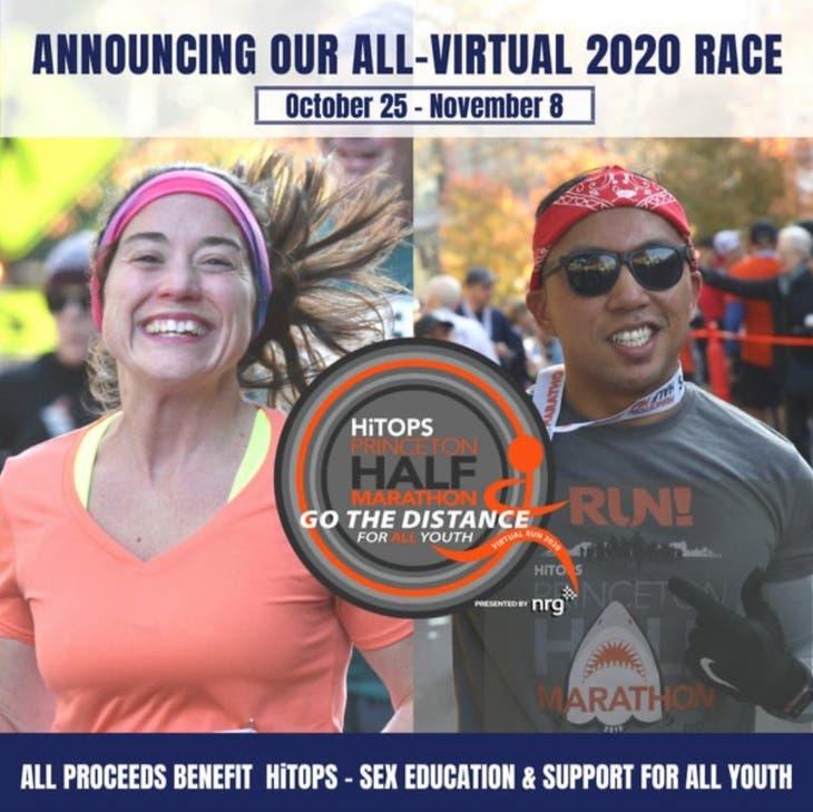 8th Annual HiTOPS Princeton Half Marathon 10/25-11/8