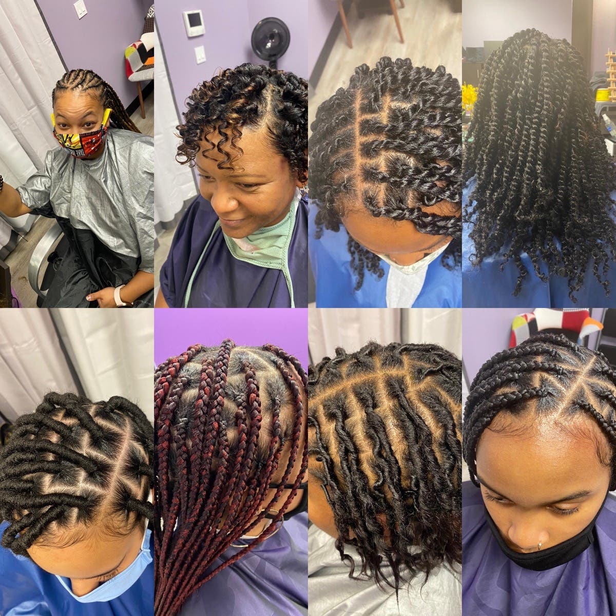 Natural Hair Stylist - Germantown, MD Patch
