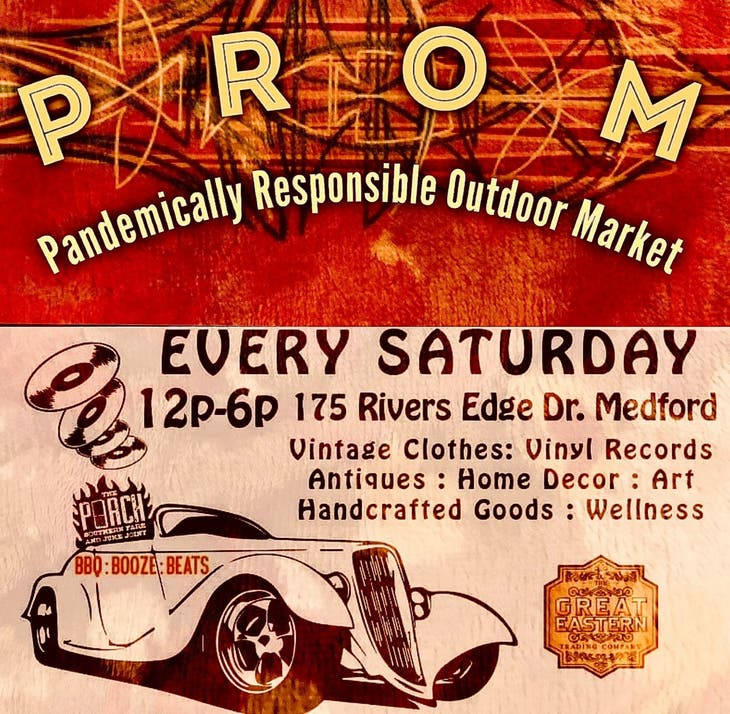 PROM-Outdoor Vintage and Craft Market