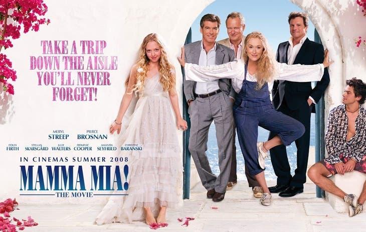 MAMA MIA! Drive-in Movie