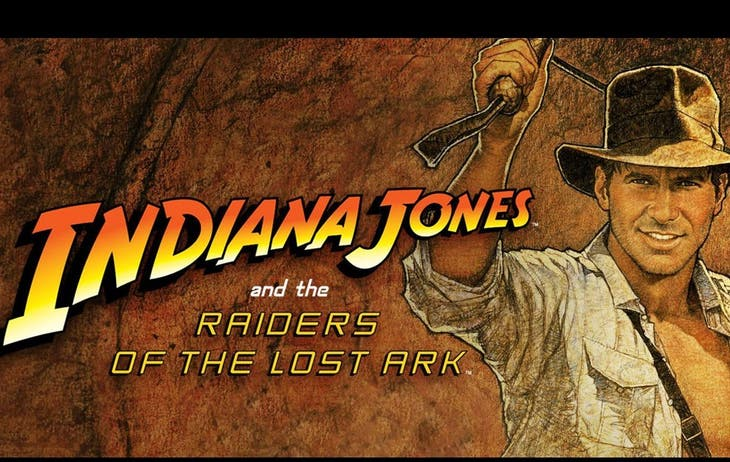 RAIDERS OF THE LOST ARK Drive-In Movie