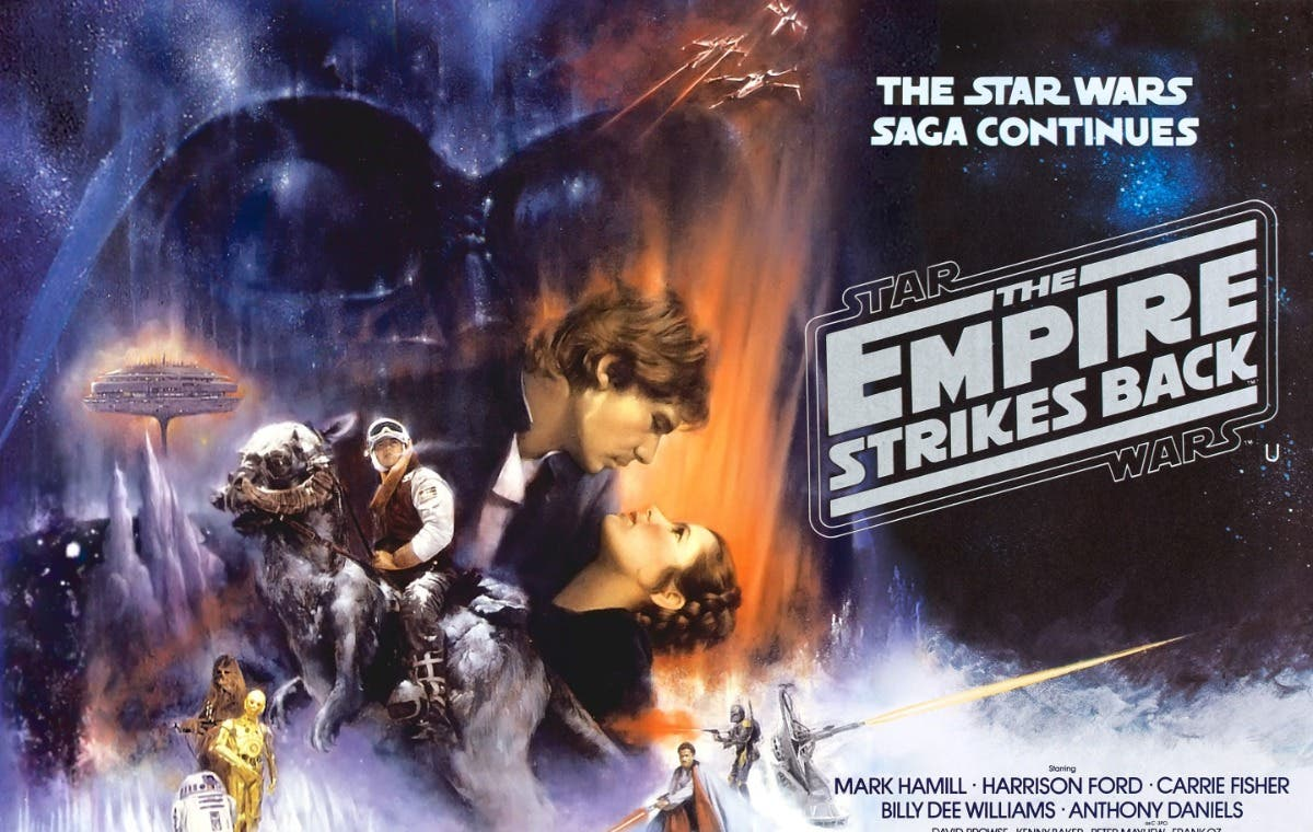 STAR WARS: THE EMPIRE STRIKES BACK Drive-In Movie **New Date!**