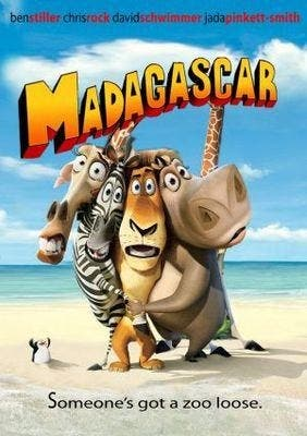 Madagascar Drive-In Movie
