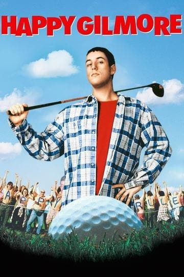 Happy Gilmore - Drive-In Movie