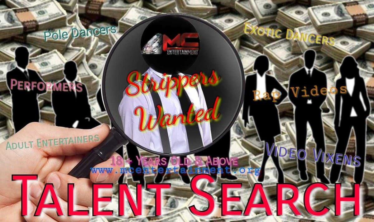 Local Event: Atlanta Adult Talent Company Hiring Model, Dancers & Entertainers