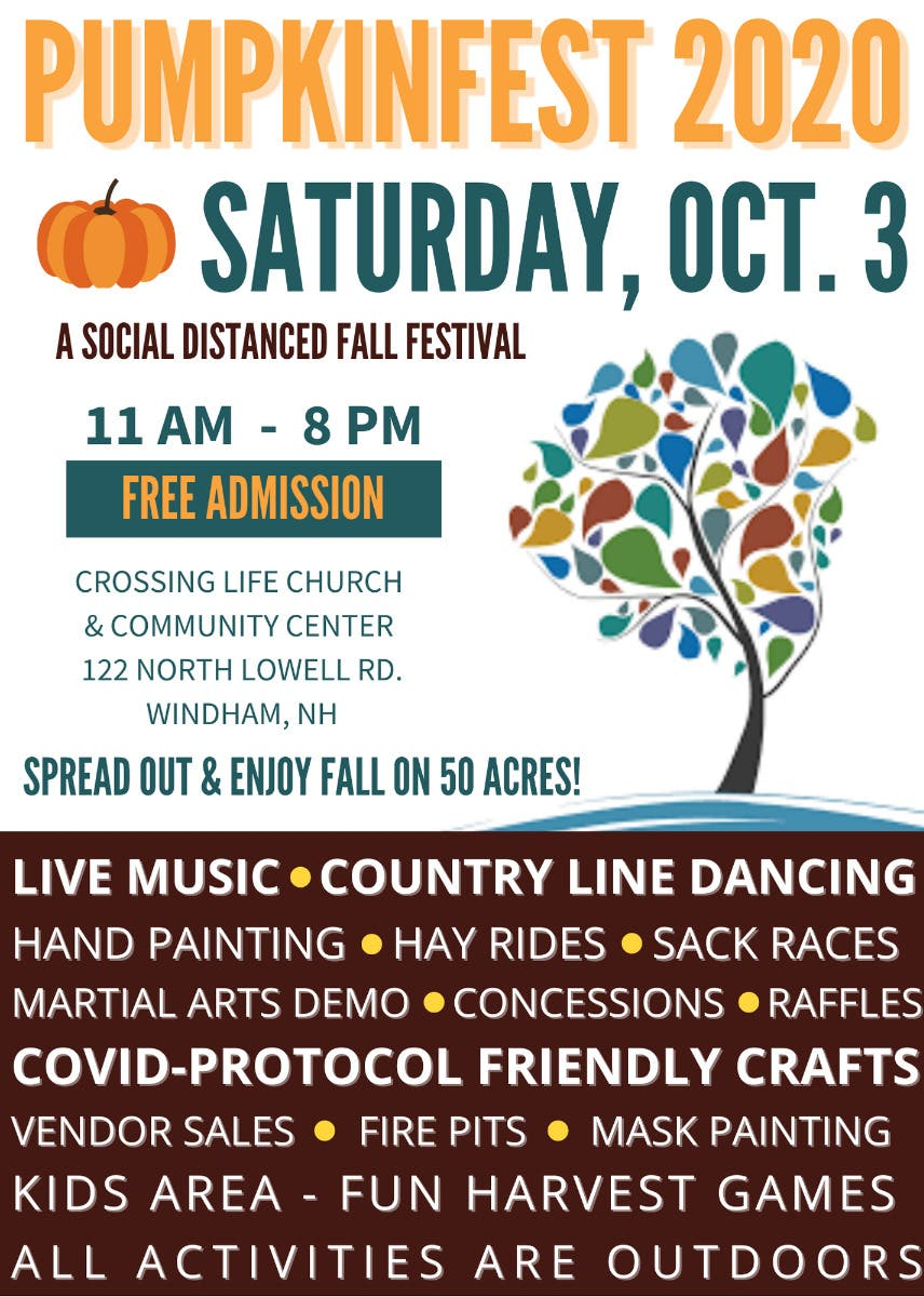 Center Conway Nh Rec Center Christmas Event 2020 Oct 3 | Pumpkinfest 2020 Fall Festival (Socially Distanced