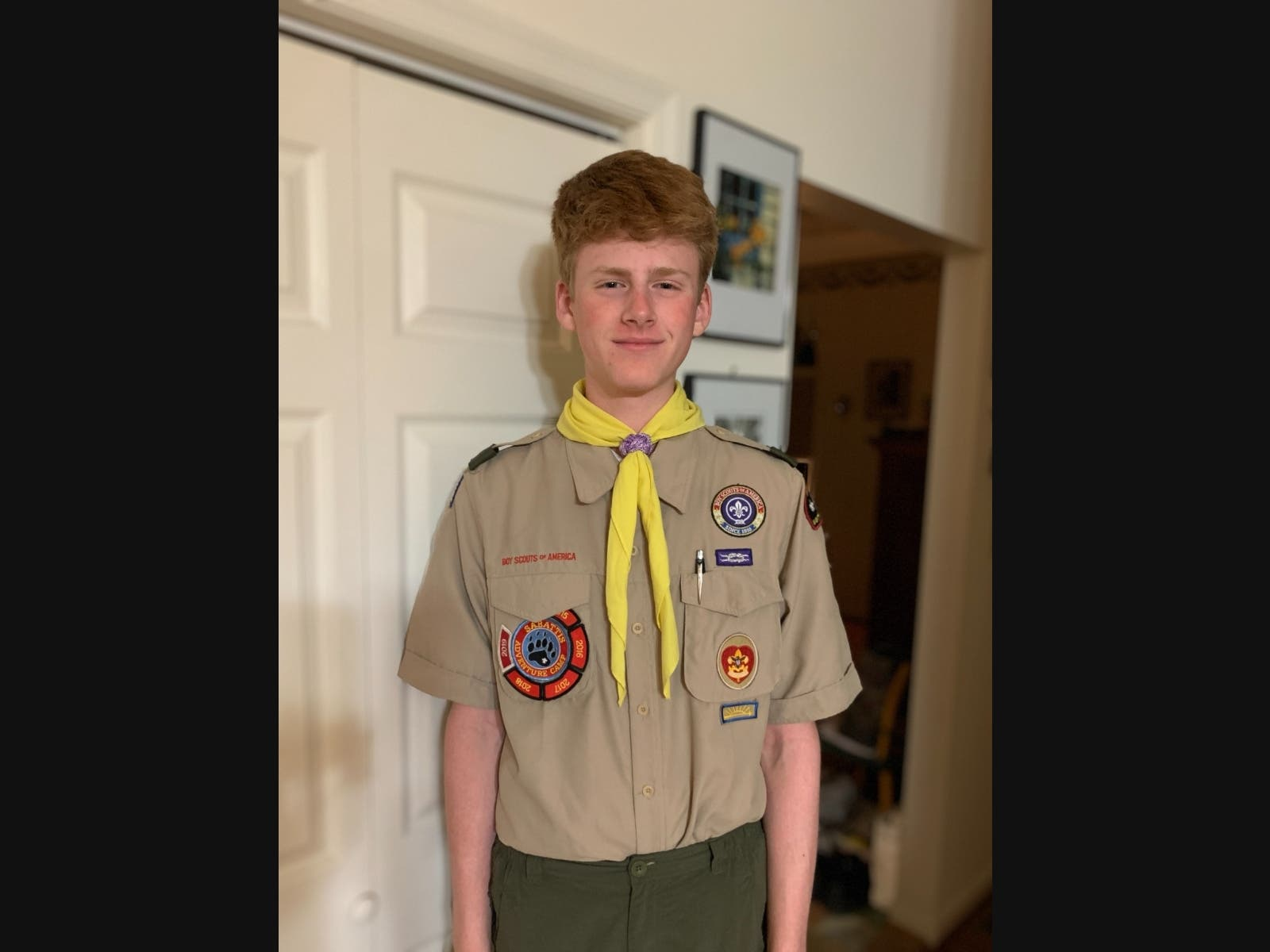 Cameron Mays: Eagle Scout