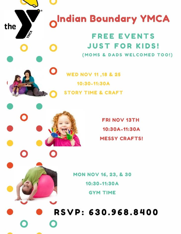 FREE Kids Story Time & Craft