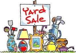 Yard Sale This weekend