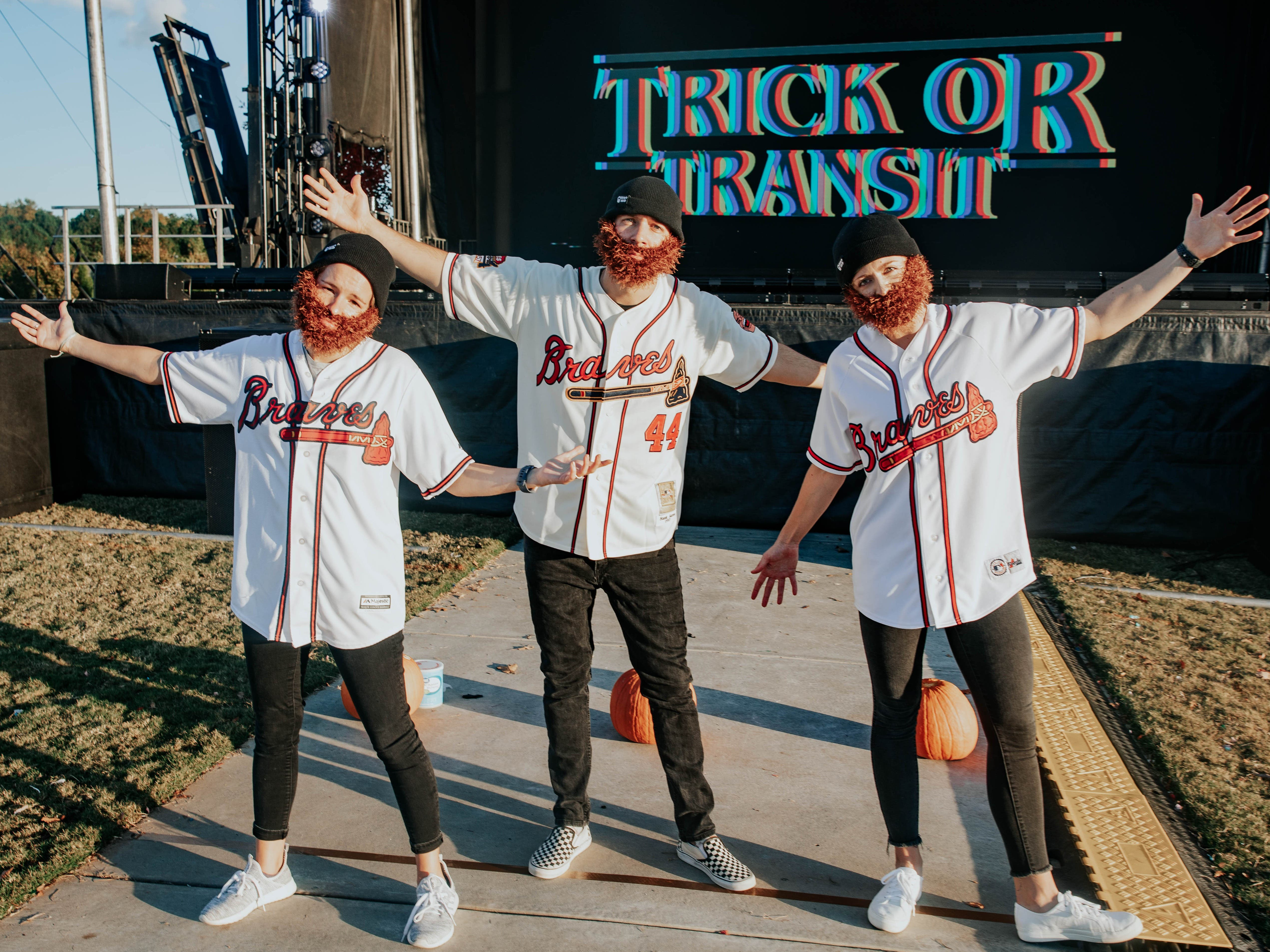 Trick or Transit - Party for Middle School Students