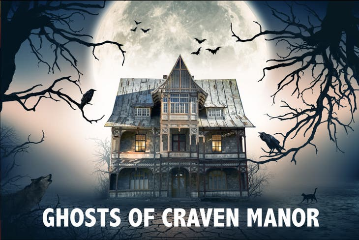 The Ghosts of Craven Manor