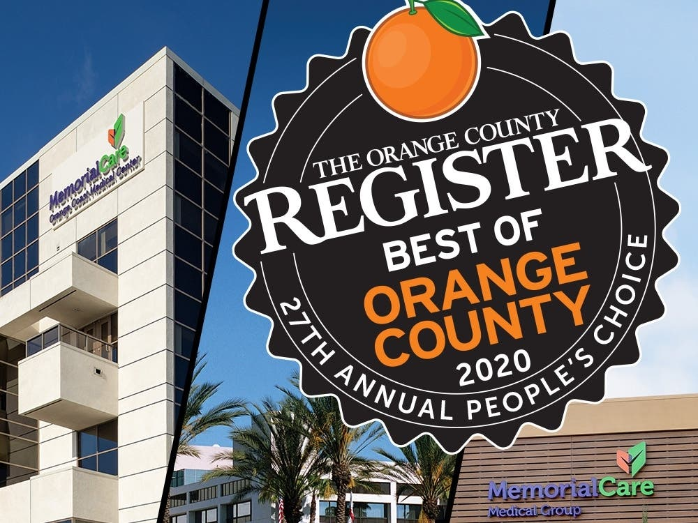 MemorialCare Voted Region's Best Hospitals and Medical Group