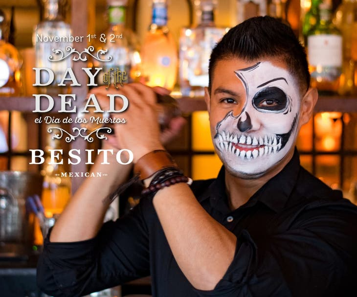 Besito Day of the Dead Celebration Nov. 1st & 2nd