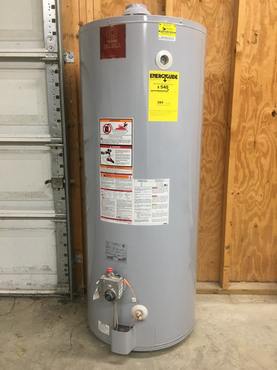 New 65 Gal Propane Water Heater Westminster Md Patch