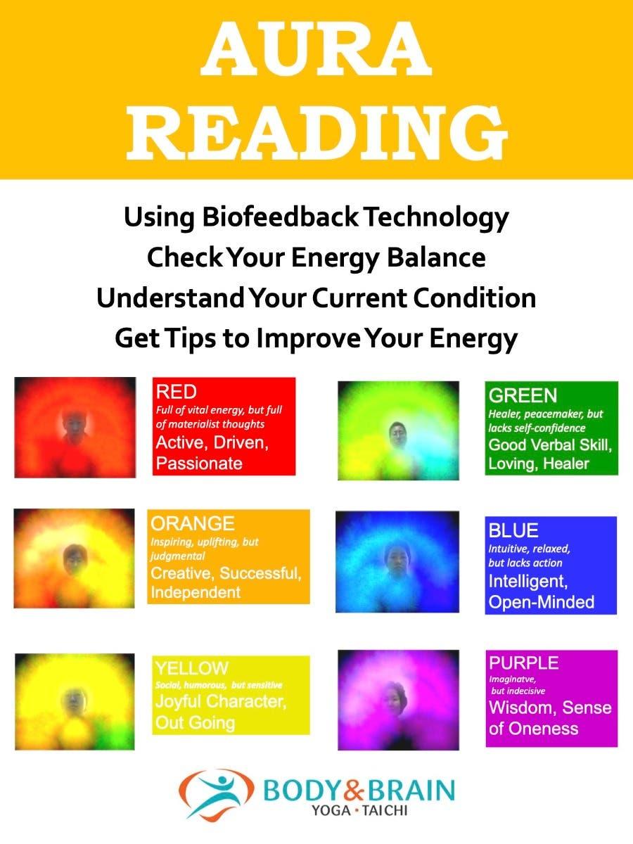 Aura Reading & Energy Check-up