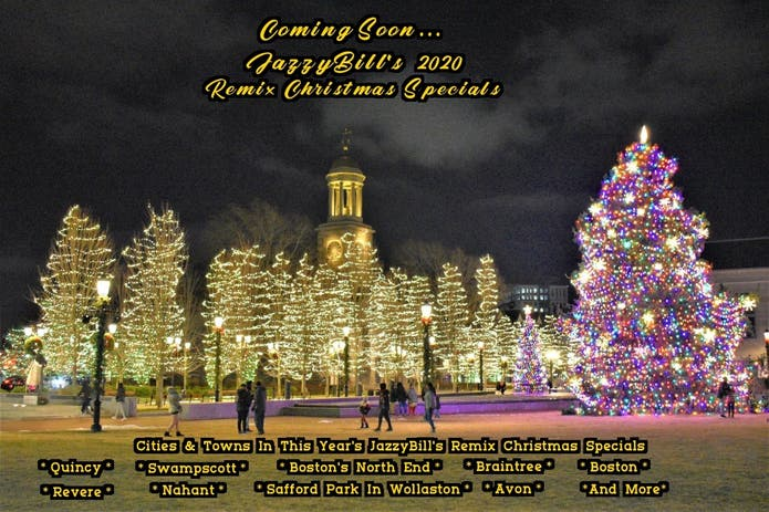 Avon Christmas And December 2, 2020 Dec 3 | JazzyBill's 2020 Remix Christmas Specials Coming Soon
