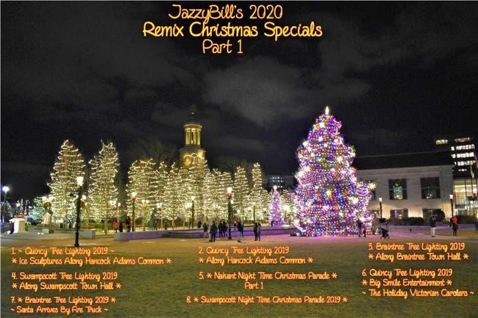 Dec 3   JazzyBill's 2020 Remix Christmas Specials Part 1   Quincy